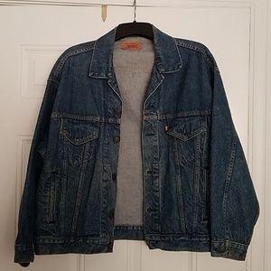 Levi's unisex jean jacket